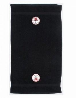 HSV Cottbus Volley Logo Handtuch 50 x 90 cm schwarz | 50 x 90 cm 50 x 90 cm