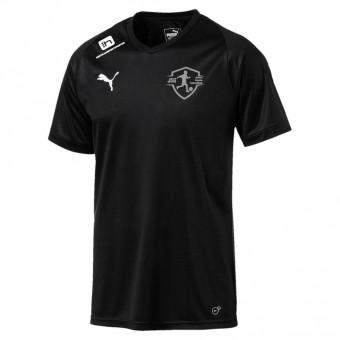 Puma JSG Drebkau-Kausche-Leuthen LIGA Jersey Core Trainingsshirt Puma Black-Puma White | S