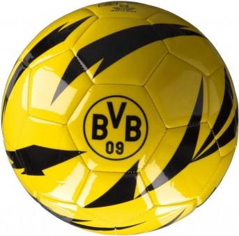 PUMA BVB ftblCore Fan Ball Mini cyber yellow black | Mini
