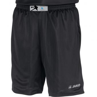JAKO Wendeshort Change Basketballshorts schwarz-grau | S