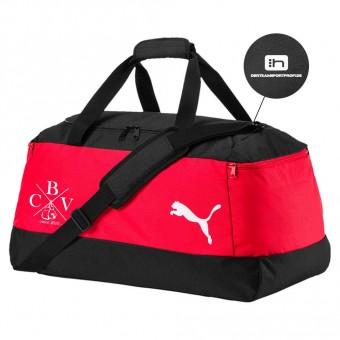 Puma CBV Boxing Pro Training II Medium Bag Sporttasche Puma Red-Puma Black | One Size