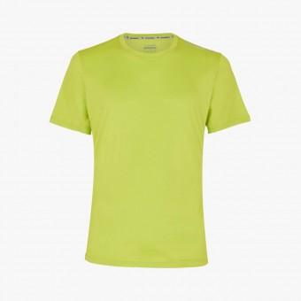 Diadora X-Run SS T-Shirt Laufshirt grün   XS