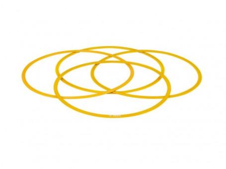 JAKO Reifen-Set 10 Stück gelb | 0 (60cm Ø)