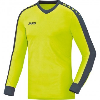 JAKO Torwart-Trikot Striker Torwartrikot lime-anthrazit | 164