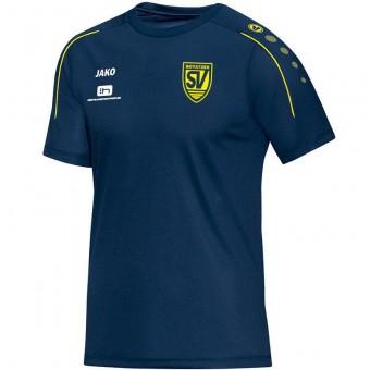 JAKO Goyatzer SV Trainingsshirt Classico nightblue-citro | L