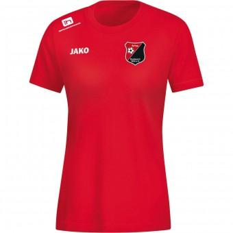 JAKO SpVgg. Raddusch 1924 Damen T-Shirt Base rot | 34 (XS)
