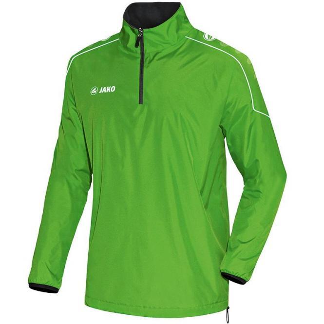 JAKO Wendetop Team soft green-schwarz | 140