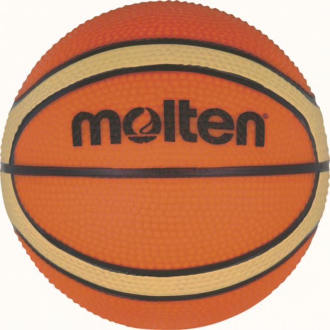 Molten B100VG Basketball Minibällchen orange-creme | Ø 100 mm