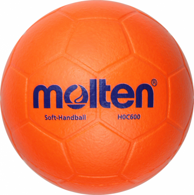 Molten H0C600 Schaumstoffball Elefantenhaut orange | Ø150 mm, 180g