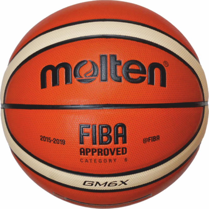Molten BGM6X Basketball Trainingsball orange-ivory | 6