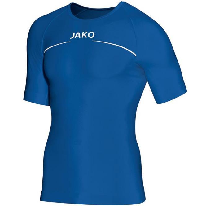 JAKO T-Shirt Comfort Funktionsshirt Kurzarm royal | L