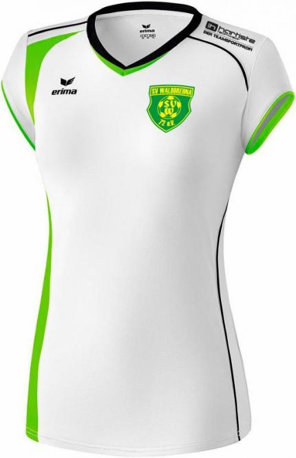 SV Walddrehna 72 Club 1900 2.0 Tank Top Damen weiß-green gecko-schwarz | 34