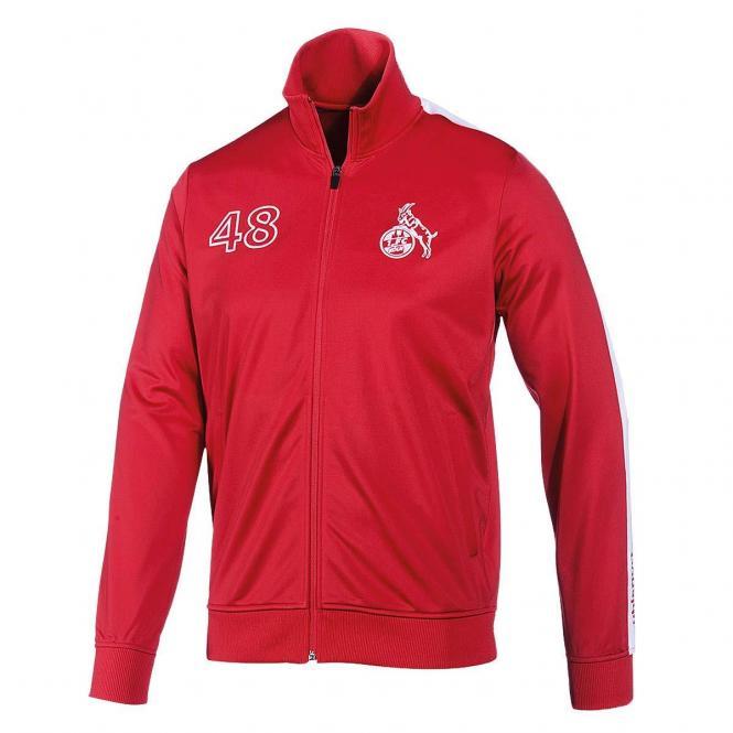 Uhlsport 1. FC Köln Jacket 1948 Retro Fan-Jacke