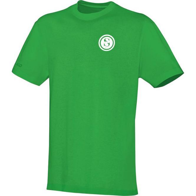 SG Sachsendorf 1904 T-Shirt Team Baumwolle grün | S