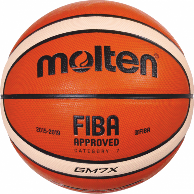 Molten BGM7X Basketball Trainingsball orange-ivory | 7