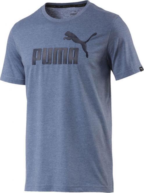 Puma ESS No.1 Heather Tee T-Shirt