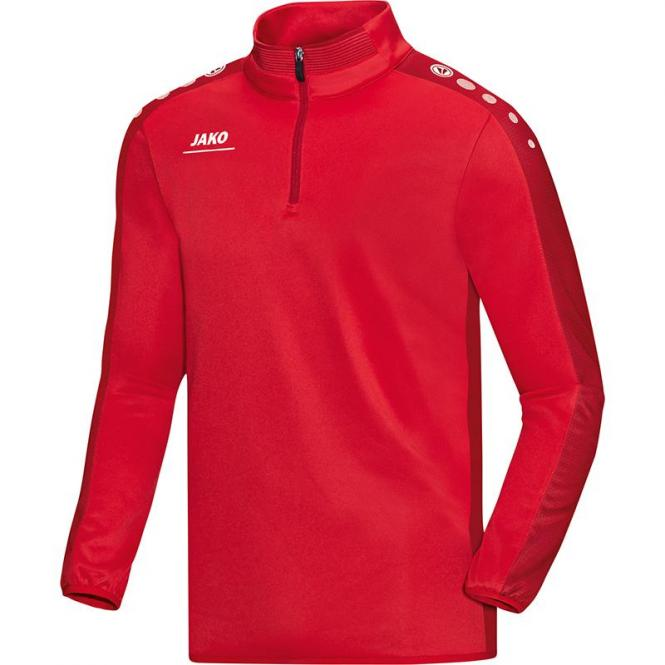 JAKO Ziptop Striker Pullover Zip Sweater