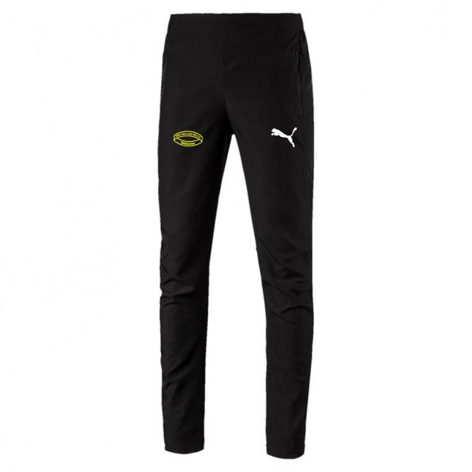 Puma Borussia 09 Welzow LIGA Sideline Woven Pants Präsentationshose