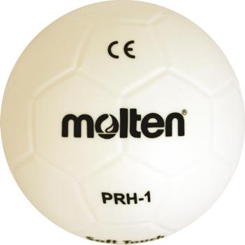 Molten PRH-1 Softball Handball weiß   Ø 145 mm, 150g