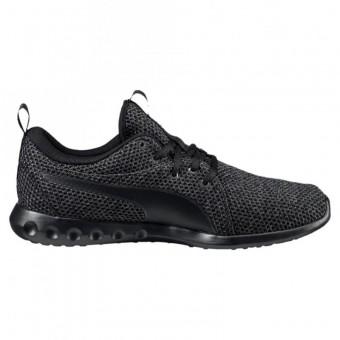 Puma Carson 2 Nature Knit Sneaker Training Herren Asphalt Puma Black | 41