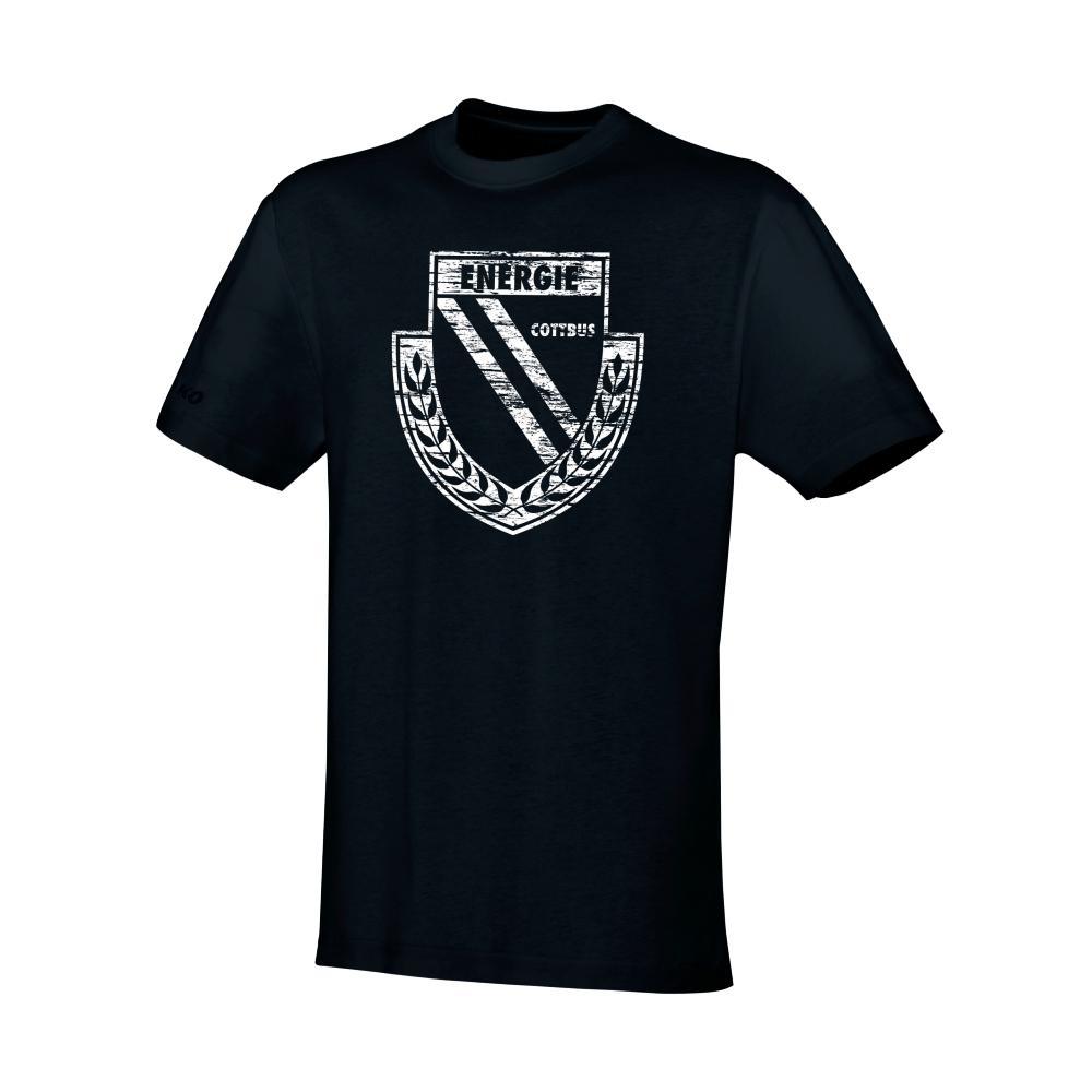 64707b29bb532a JAKO Trainingshose Classico Polyesterhose. Zoom. JAKO FC Energie Cottbus  T-Shirt Vintage schwarz
