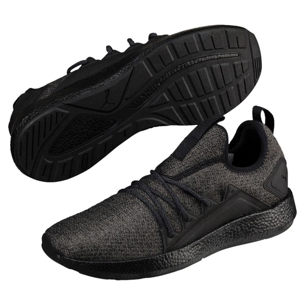 Puma NRGY Neko Knit Sneaker Puma Black Puma Black | 39