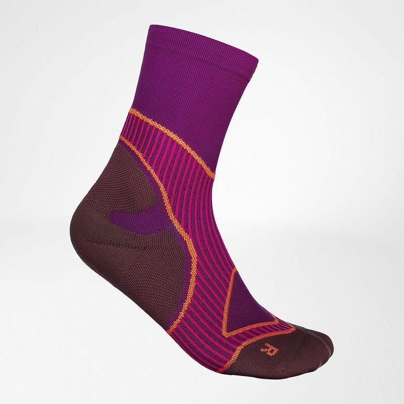 2er Pack PUMA Strümpfe Golf Socken lange Damen Socken mit