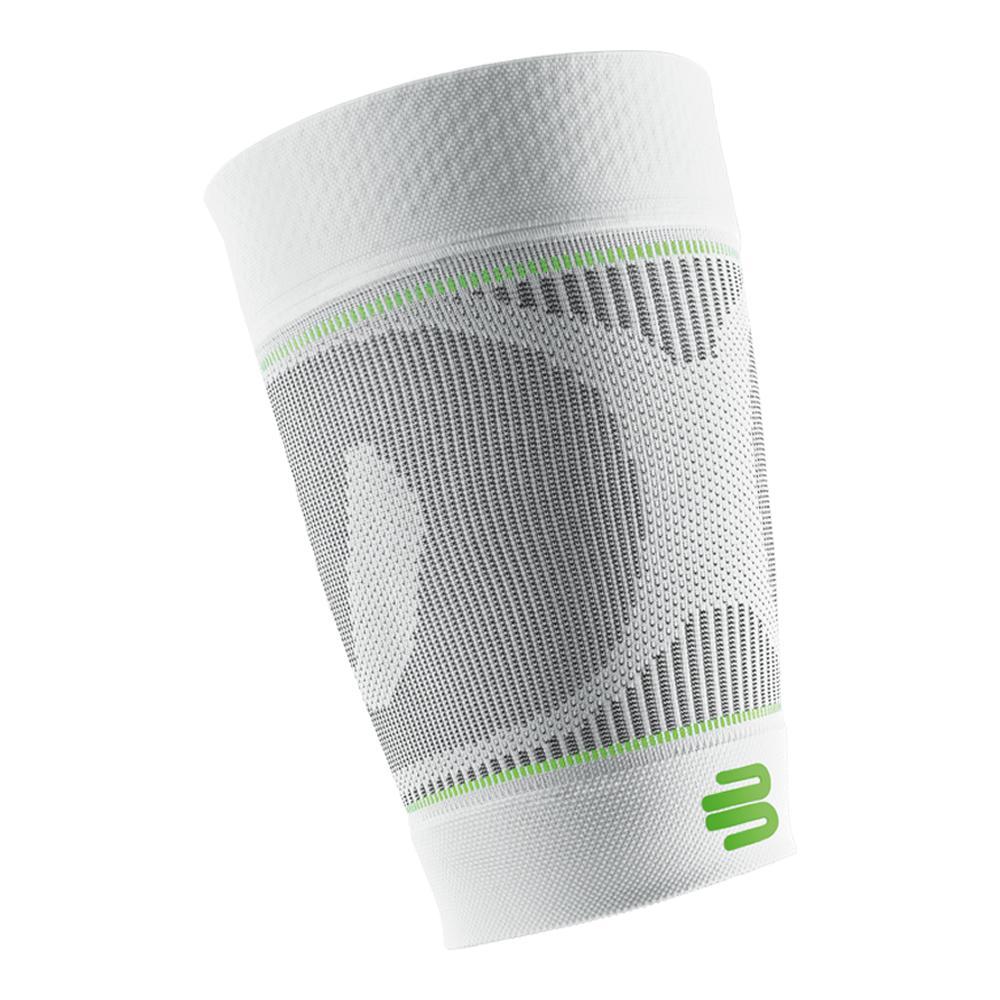 Bauerfeind Sport Kompression Oberschenkel Sleeve Compression white   S XLang