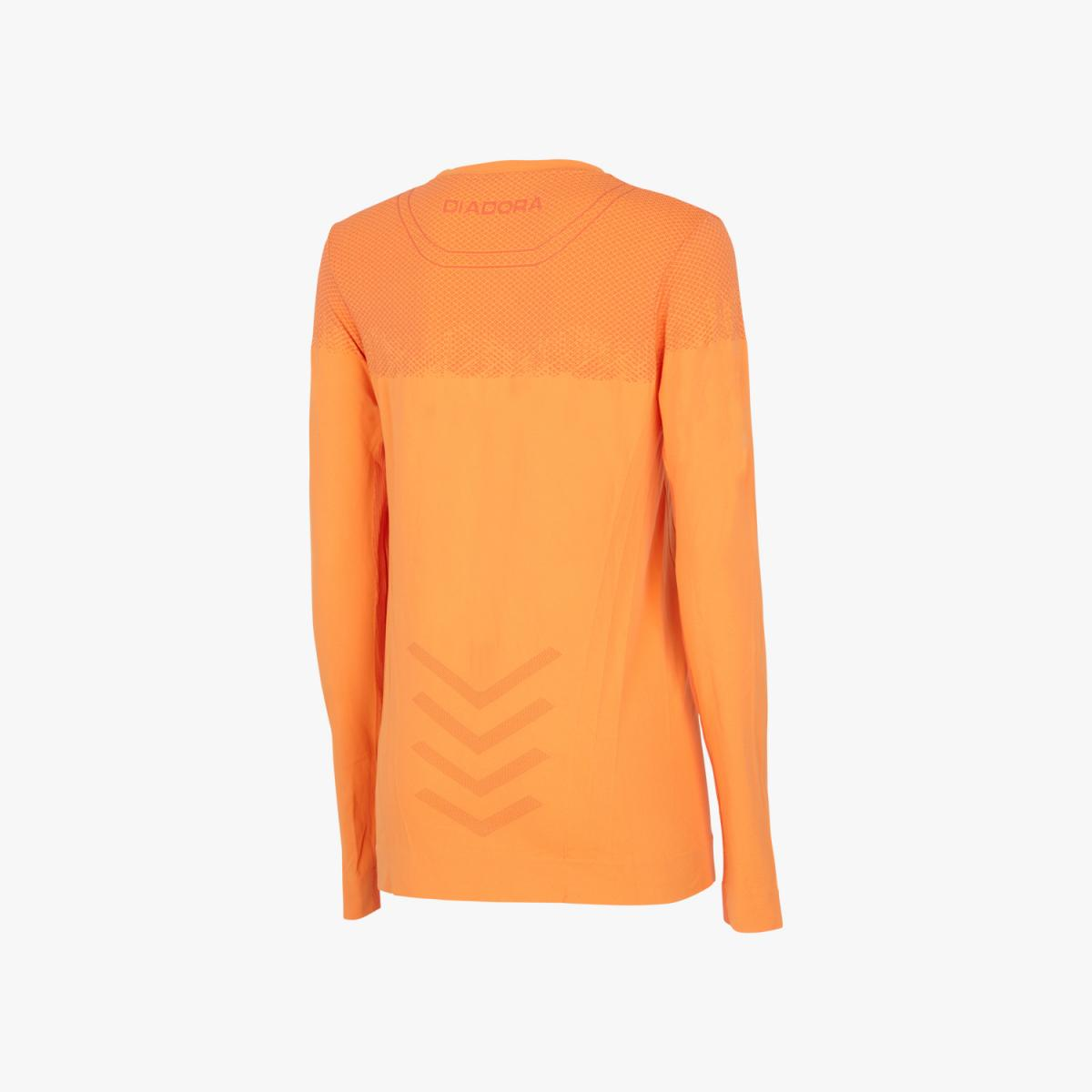 01716fba9dcc98 Diadora T-Shirt LS Techfit Laufshirt lang Damen